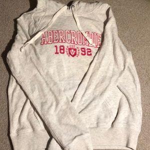 women's medium abercrombie hoodie